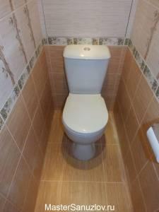 Бамбуковая тема в дизайне туалета