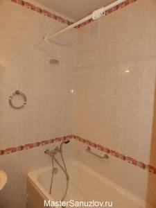 Светлые оттенки в дизайне ванной комнаты