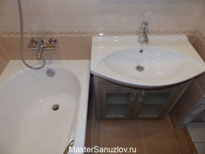 Оригинальня раковина в ванную