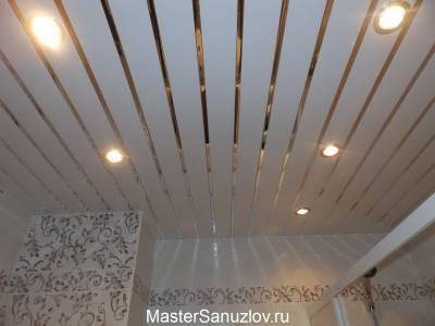 Потолочные светильники для санузла