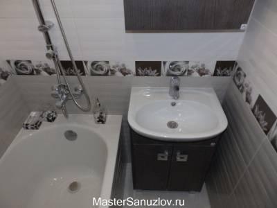 Серый цвет в дизайне ванной комнаты