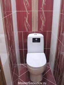 Интересный дизайн туалета