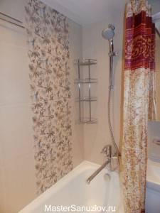 Простое решения для дизайна ванной