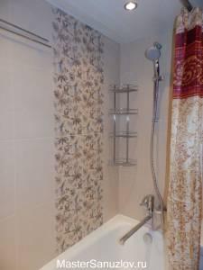 Простое решения для дизайна ванной комнаты