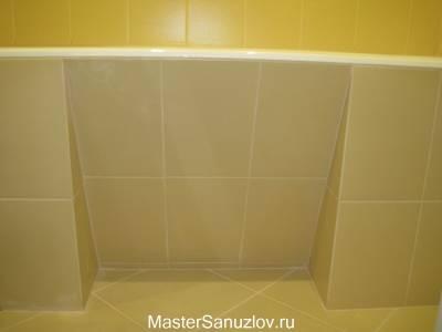 Канареечный цвет длястен ванной