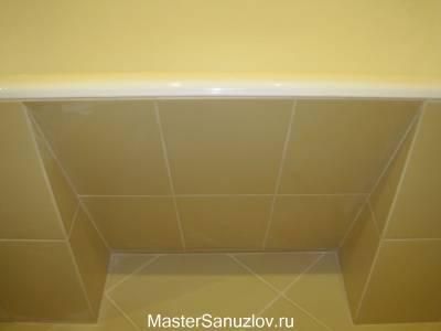 Канареечный цвет в дизайне ванной комнаты