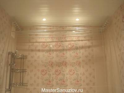 Дизайн ванной в стиле шебби