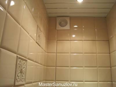 Объемный бордюр для ванной
