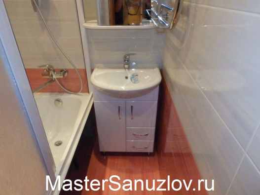 Применение латексных красок при ремонте ванной