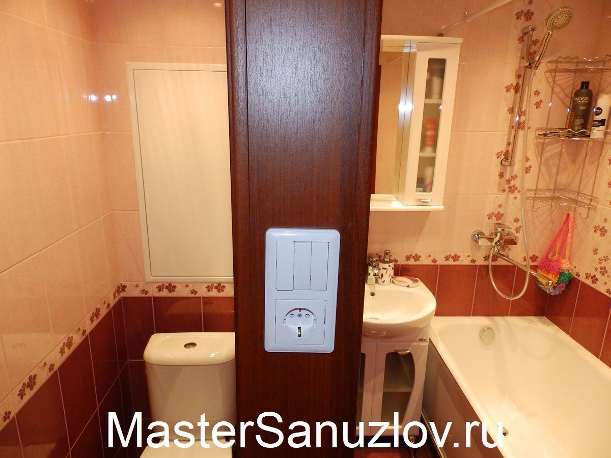 Материалы для отделки санузла и ванной комнаты