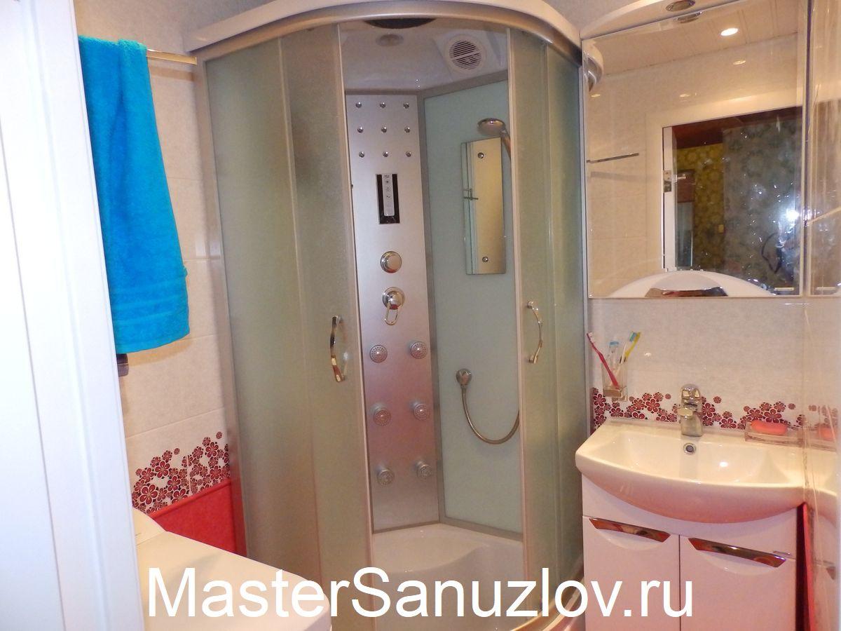 Нюансы выбора современной ванной или душевой кабинки